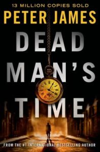 dead man's time by peter james