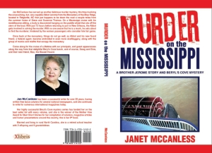 Murder on the Mississippi cover galley