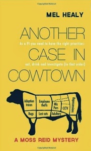 Another Case in Cowtown, Mel Healy