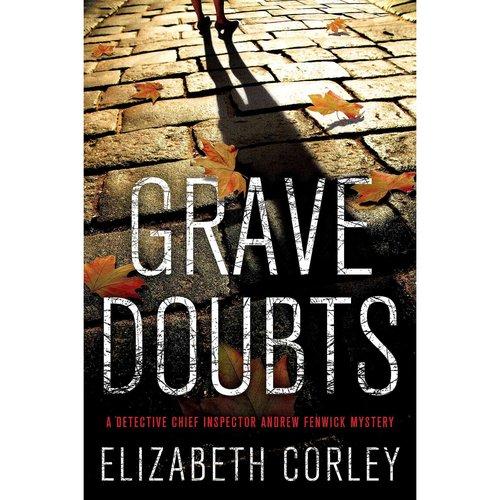 Elizabeth Corley: Grave Doubts «Auntiemwrites Crime Review