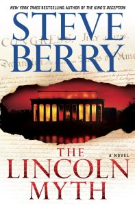The-Lincoln-Myth-Steve-Berry