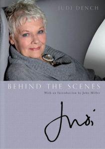 dench behind scenes