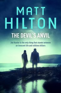 The Devils Anvil Cover