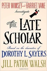 Late Scholar