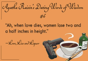Agatha's Dating Tip 6