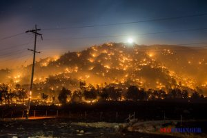 Lake Isabella Forest Fire